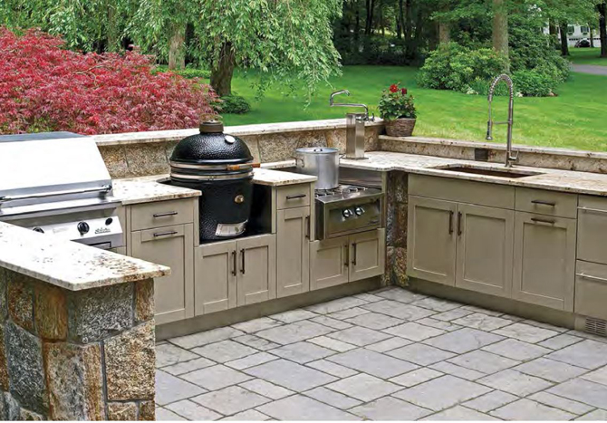 Danver Stainless Outdoor Kitchens Catalog Details