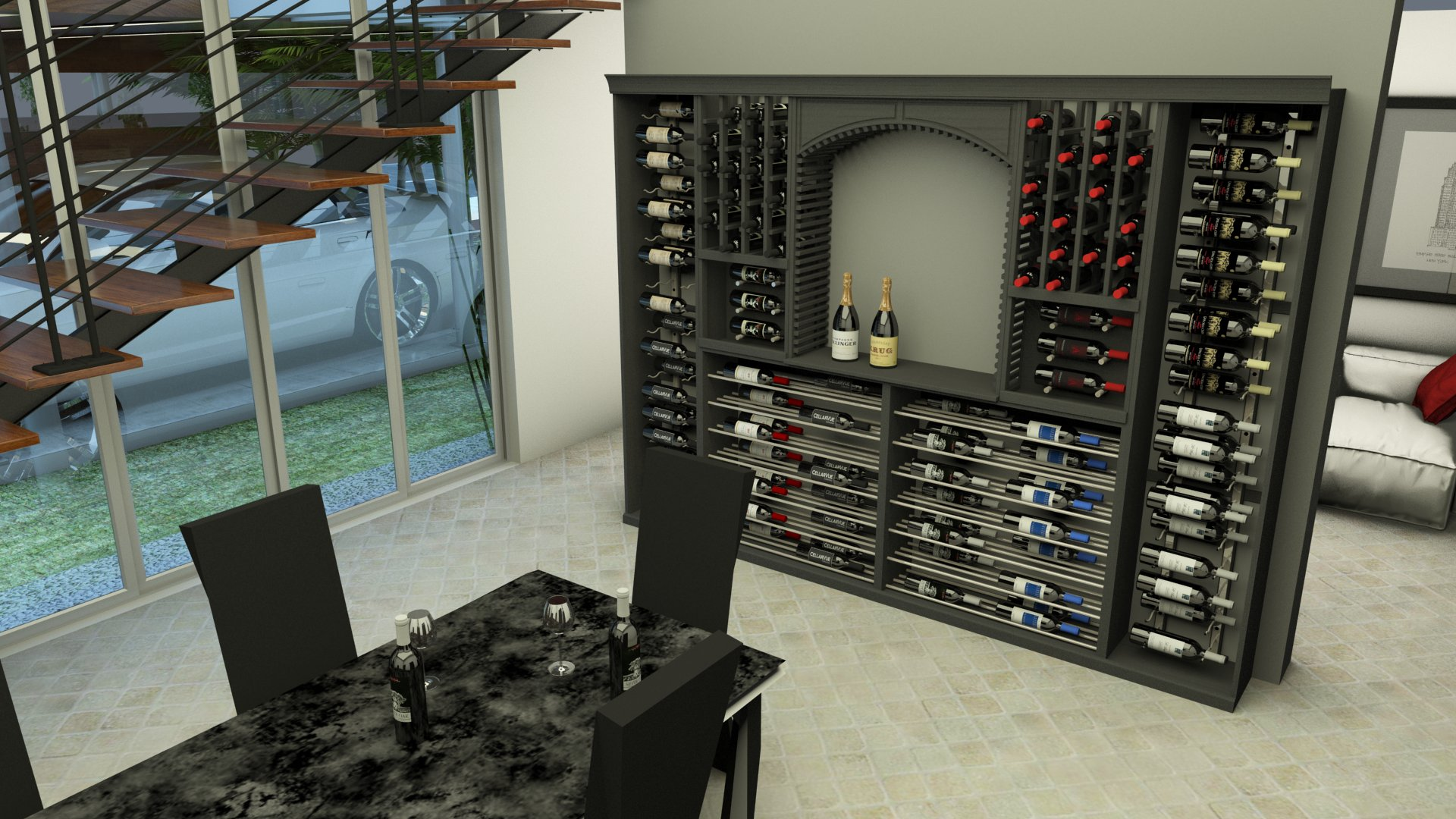Wine racks america catalog details - Chief architect home designer pro 2017 ...