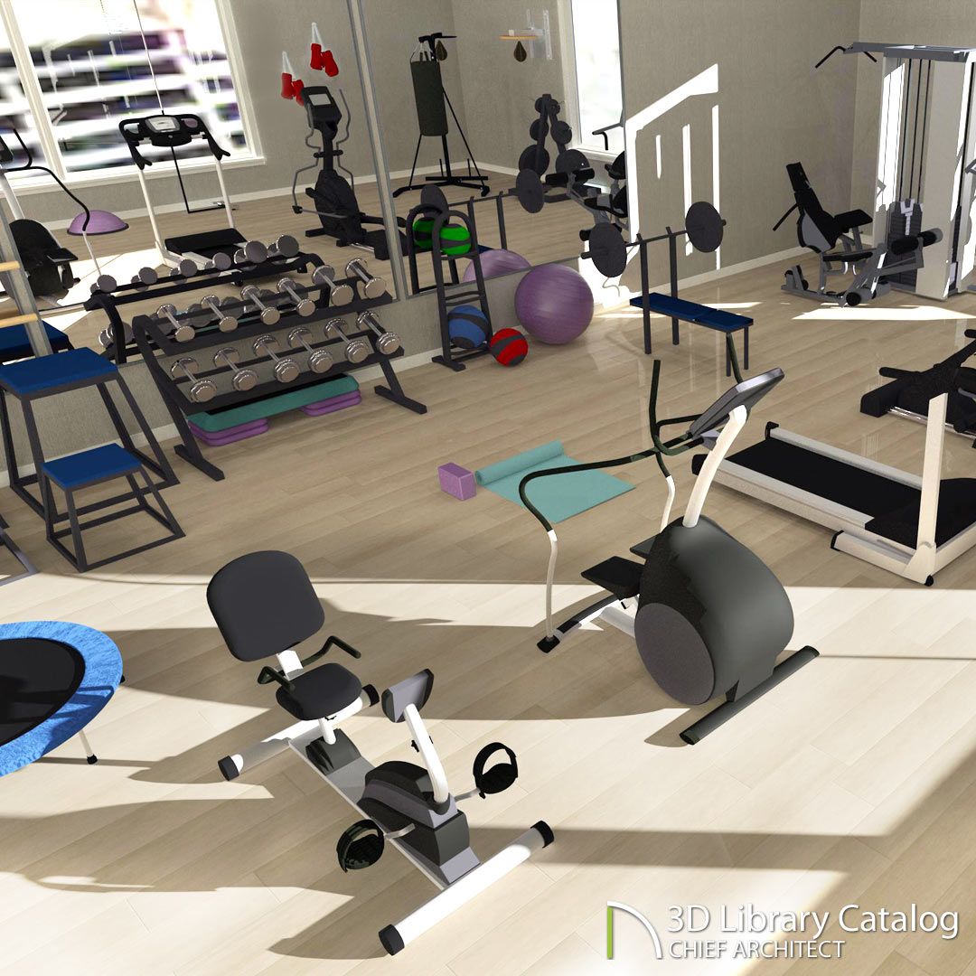 Recreation No.1 Home Fitness