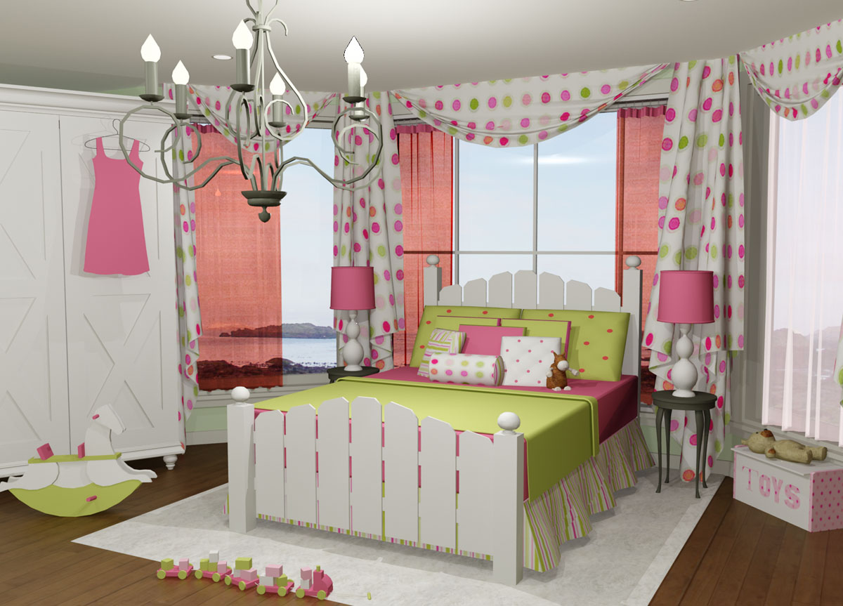 grouped kids' rooms - catalog details