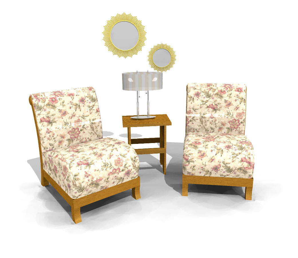 Grouped Furniture