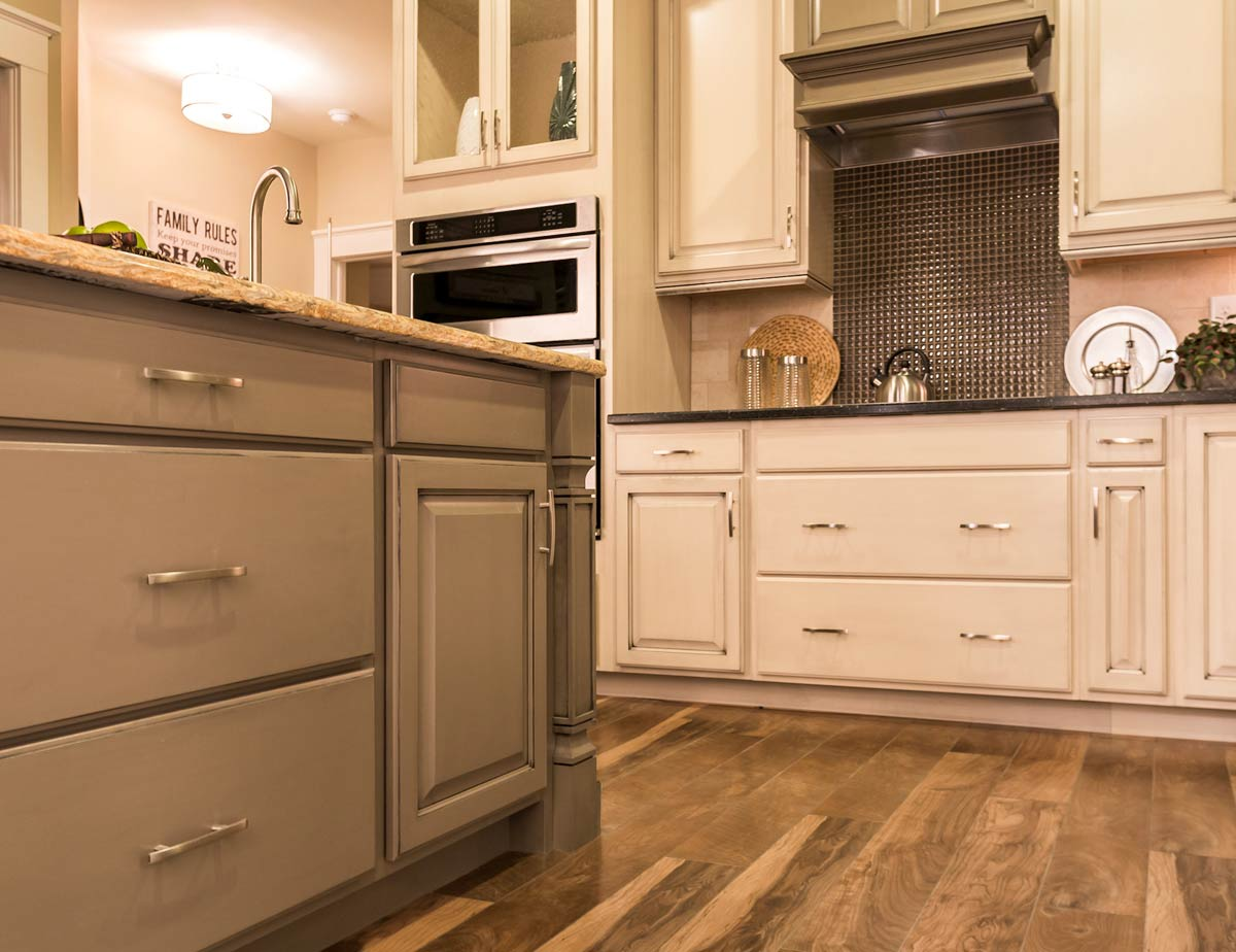 Legacy Crafted Cabinets